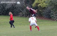 Point v Hearts Reserves Football 0014