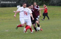 Point v Hearts Reserves Football 0015