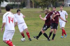 Point v Hearts Reserves Football 0018