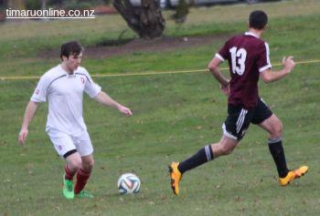 Point v Hearts Reserves Football 0020