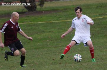 Point v Hearts Reserves Football 0021