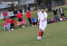 Point v Hearts Reserves Football 0025