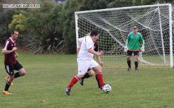 Point v Hearts Reserves Football 0027