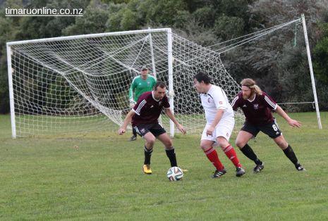 Point v Hearts Reserves Football 0029