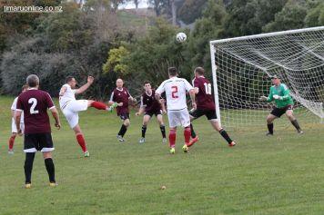 Point v Hearts Reserves Football 0030