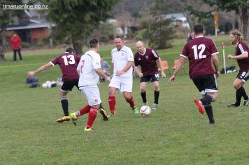 Point v Hearts Reserves Football 0031