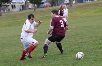 Point v Hearts Reserves Football 0033
