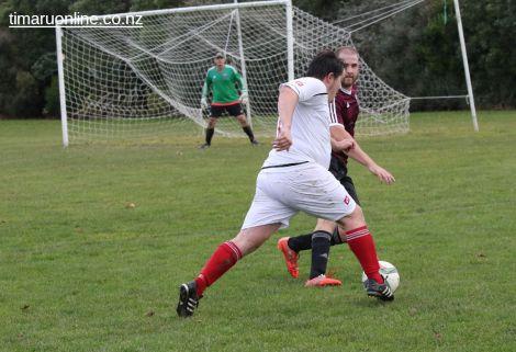 Point v Hearts Reserves Football 0034