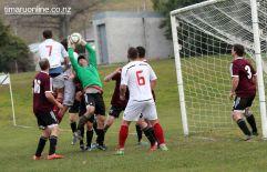Point v Hearts Reserves Football 0038