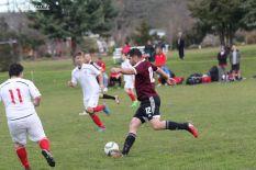 Point v Hearts Reserves Football 0039