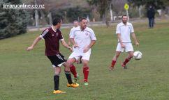 Point v Hearts Reserves Football 0040