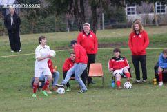 Point v Hearts Reserves Football 0041