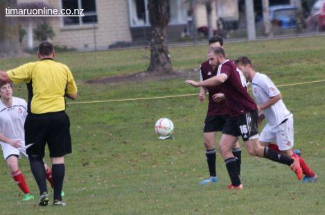 Point v Hearts Reserves Football 0042