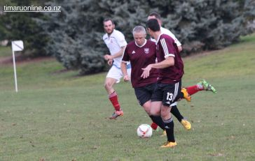 Point v Hearts Reserves Football 0043