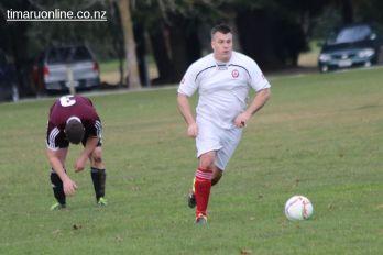 Point v Hearts Reserves Football 0044