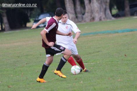 Point v Hearts Reserves Football 0045