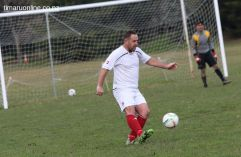Point v Hearts Reserves Football 0046