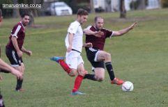 Point v Hearts Reserves Football 0047