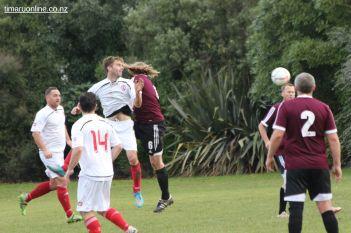 Point v Hearts Reserves Football 0048