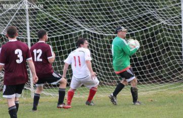 Point v Hearts Reserves Football 0049