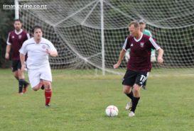 Point v Hearts Reserves Football 0050