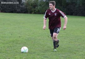 Point v Hearts Reserves Football 0052