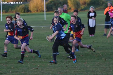 Scone Junior Rugby 0116