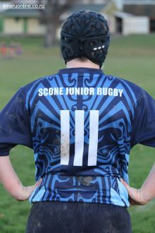 Scone Junior Rugby 0123