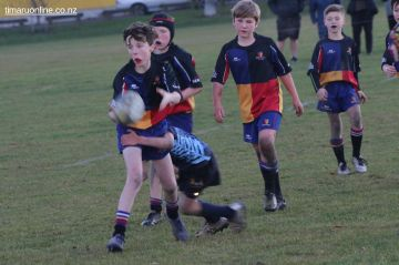 Scone Junior Rugby 0138