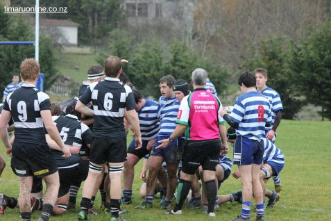 TBHS 2nd XV v Christ College 0009