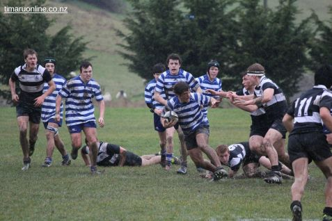 TBHS 2nd XV v Christ College 0012