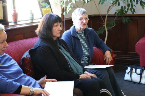 Suzanne Cullimore & Marian Blanchard (Citizens Advice Bureau, Timaru)