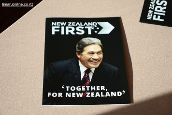 WInston Peters in Town 0010