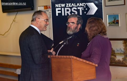 WInston Peters in Town 0012
