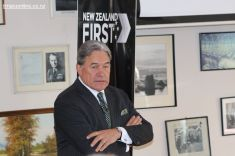 WInston Peters in Town 0025