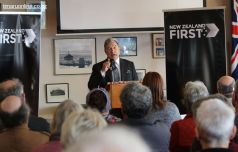 WInston Peters in Town 0037