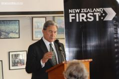 WInston Peters in Town 0038