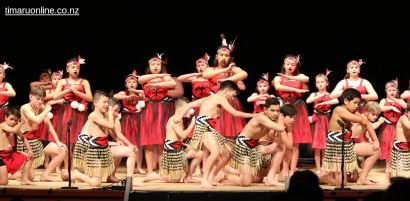 Arowhenua Maori School 0041