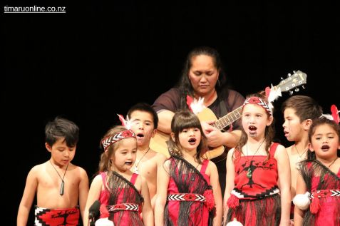Arowhenua Maori School 0074