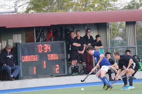 Div 1 Mens Final Cambridge v Temuka 0100