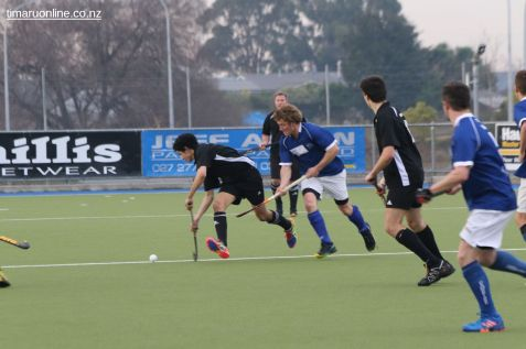 Div 1 Mens Final Cambridge v Temuka 0116