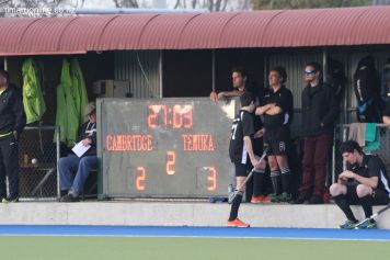 Div 1 Mens Final Cambridge v Temuka 0125