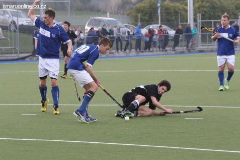 Div 1 Mens Final Cambridge v Temuka 0160
