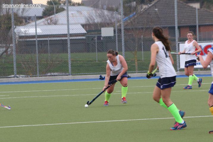 Div 1 Womens Final TGHS V Hampstead 0115