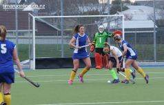 Div 1 Womens Final TGHS V Hampstead 0118