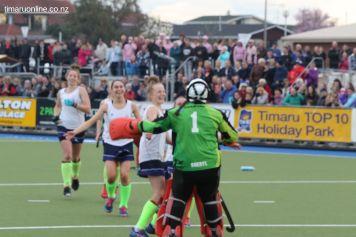 Div 1 Womens Final TGHS V Hampstead 0200