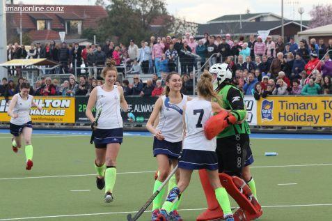 Div 1 Womens Final TGHS V Hampstead 0204