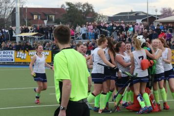 Div 1 Womens Final TGHS V Hampstead 0211