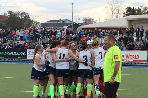 Div 1 Womens Final TGHS V Hampstead 0215