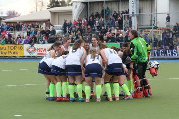 Div 1 Womens Final TGHS V Hampstead 0222